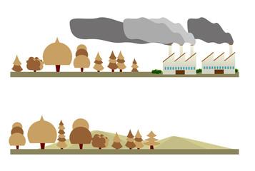 環境,汚染,問題