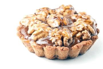 walnut sweetness with caramel