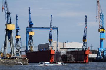 Hafen Industrie IV