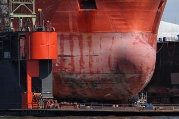 Hafen Industrie V