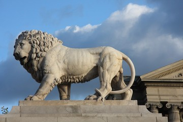 Lion de Paris