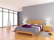 Chambre design 1
