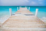 Fototapety Caribbean sea