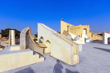 Astronomical instrument at Jantar Mantar observatory
