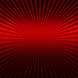 red metal texture background with rays of light