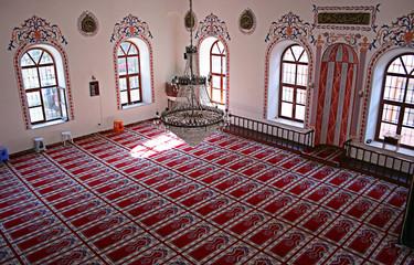 Alaybey Mosque in Bozcaada(Tenedos),Turkey