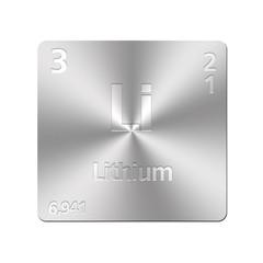 Lithium.