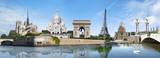 Panorama Paris France - 46260962
