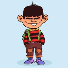 Mischief Schoolboy