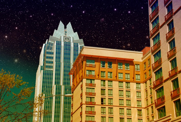 Skyscrapers of Austin, Texas