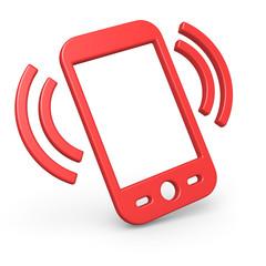 Smart phone symbol