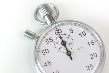 Mechanical stopwatch
