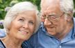Glückliches Seniorenpaar 6