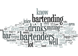 An-Introduction-To-Bartending
