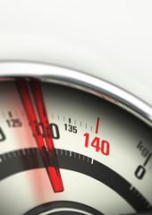 obésité, surpoids, musure du poids, balance