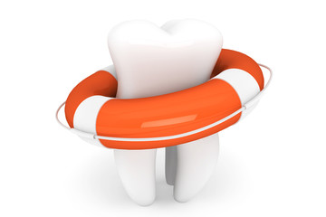 Life Buoy and tooth