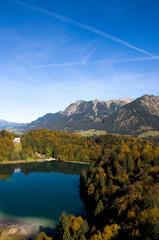 Freibergsee - Oberstdorf - Alpen