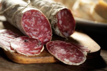 salame crudo italiano