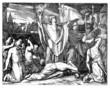 Medieval Penitents : Self-Flagellation