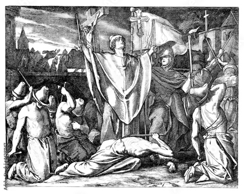 Medieval Penitents : Self-Flagellation