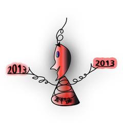 Nouvel an 2013