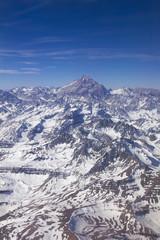 Aconcagua, Andes Mountain Range, Argentina