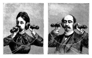 Telephone - 19th century