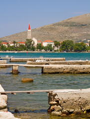 Small coastal town in Croatia.