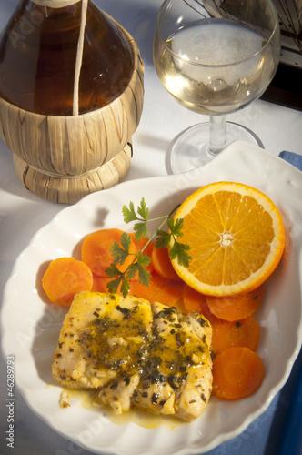Persian orange,