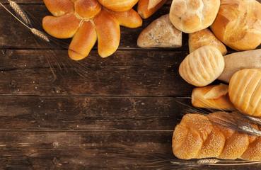 Frame bread