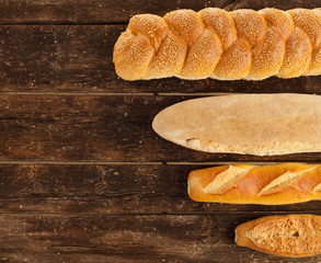 Types of breads