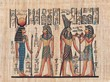 Original egyptian papyrus - 46295539