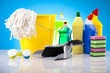 Group of assorted cleaning  - 46303985