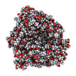 Cytochrome p450 protein, chemical structure.