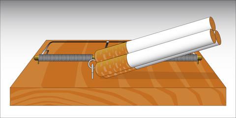 Cigarette Trap