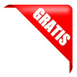 Gratis - Vektor button