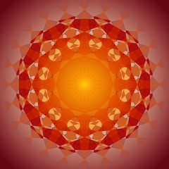 mandala muster meditation