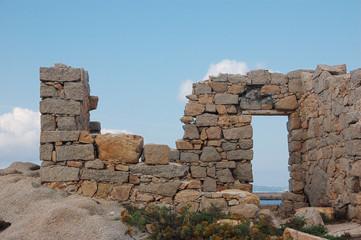 rovine di granito
