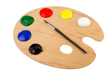 artist palette II