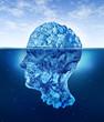 Постер, плакат: Human Brain Risks