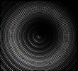 Abstract mono technology dynamic background