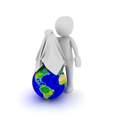 Enthüllung der Erde