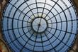 Glass Dome of Galleria Vittorio Emanuele II