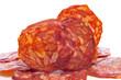 slices of spanish chorizo