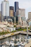 Yacht Basin by Seattle
