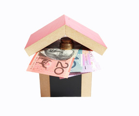 Money mortgage inside the house