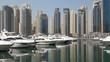 Dubai Yacht still