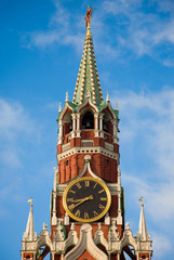 Kremlin building at red square. Moscow. Russia