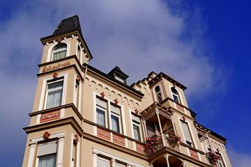 Altes Bürgerhaus (erbaut 1901 ) i.d.Altstadt von BAD NEUENAHR