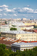 View on of St. Petersburg city . Russia